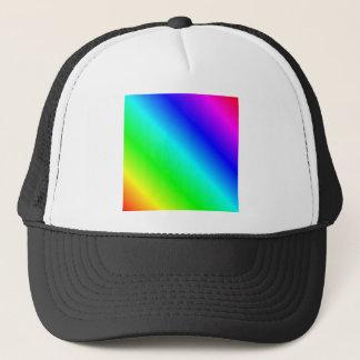D2線形勾配-虹 キャップ
