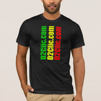 D2Clic.com -ラスタ Tシャツ