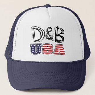 D&B米国の帽子 キャップ