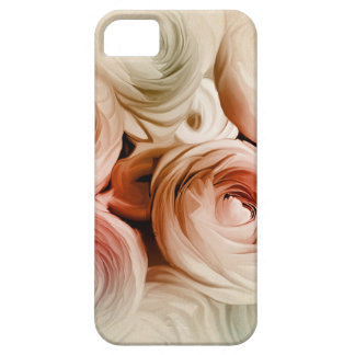 D.Bailey: シャクヤク-デジタル芸術 iPhone 5 カバー