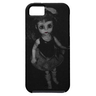 "D.Gauss ""Lil失敗のゾンビの女の子""のiPhone 5堅いC iPhone SE/5/5s ケース"