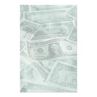 Daのお金の提示 便箋