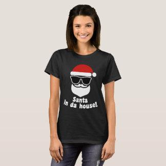 Daの家のサンタ Tシャツ
