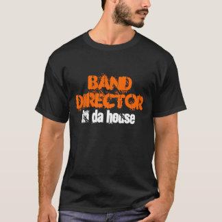 daの家のバンドディレクター、 tシャツ