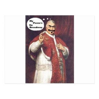 Daの法皇 ポストカード