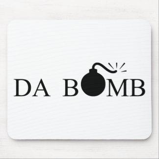 Daの爆弾 マウスパッド