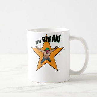da大きいAhiのマグ コーヒーマグカップ
