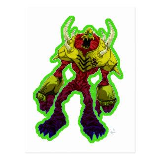 DA-獣の版 ポストカード