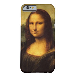 Da Vinciのモナ・リザ Barely There iPhone 6 ケース