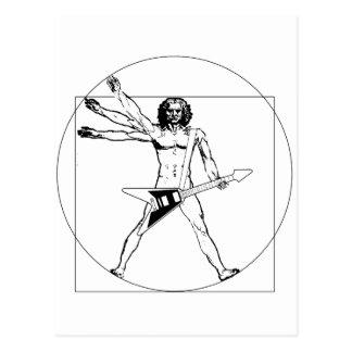 Da Vinciの石 ポストカード