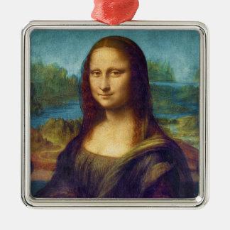 Da Vinci: モナ・リザ メタルオーナメント
