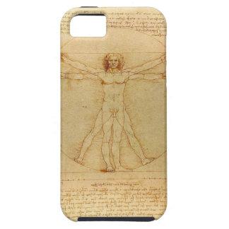 Da Vinci Vitruvianの人 iPhone SE/5/5s ケース