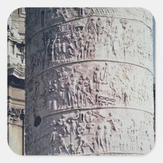 Daciansに対する戦い、詳細 スクエアシール