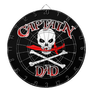 Dad大尉 ダーツボード