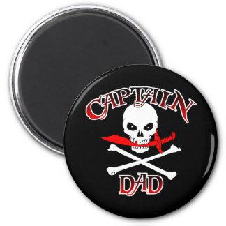 Dad (カットラス)大尉の磁石 マグネット