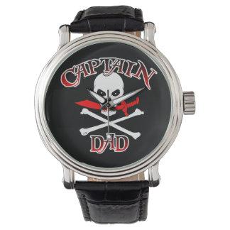 Dad (カットラス)大尉の腕時計 腕時計