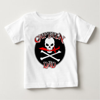 Dad (カットラス)大尉 ベビーTシャツ