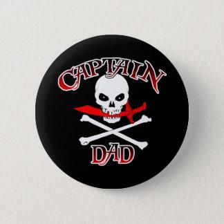 Dad (カットラス)大尉 5.7cm 丸型バッジ