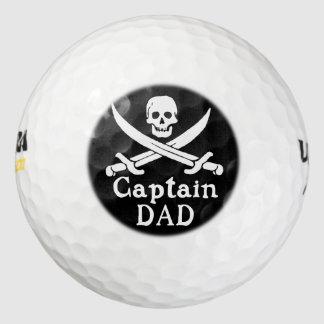 Dad -クラシック大尉 ゴルフボール