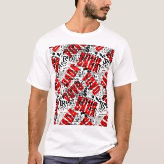 DADAの芸術ポスターデザイン(セオvan DOESBURG) Tシャツ