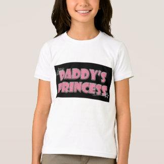 daddysの小さな女の子 tシャツ