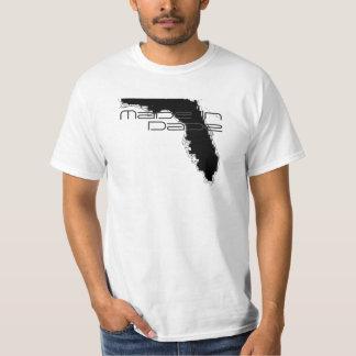 """Dadeのワイシャツ""""背部""""特集号""""の305""""で作られる Tシャツ"""