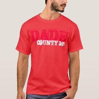 Dade郡のワイシャツ Tシャツ