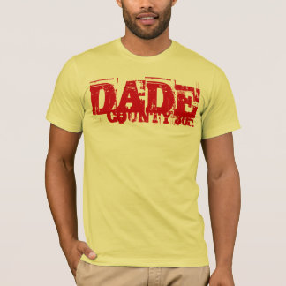 """""""Dade郡ワイシャツ"""" Tシャツ"""