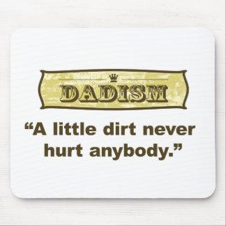 Dadism -少し土は決して誰でもを傷つけませんでした マウスパッド