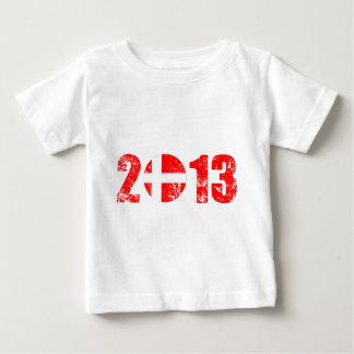 daenemark_2013.png ベビーTシャツ