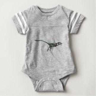 Dakotaraptor2 ベビーボディスーツ
