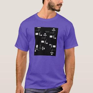 DALによって彼のためのVAカリフォルニアの大きく、高いティー Tシャツ