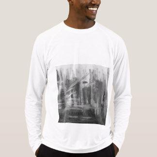 DALによって男性へ長袖のティー Tシャツ