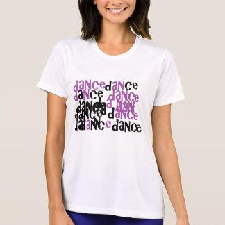DALによるダンスのティー Tシャツ