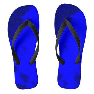 DALによる深く青いビーチサンダル ビーチサンダル