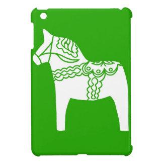 Dalaの緑の馬 iPad Miniカバー