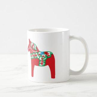Dalaの馬のコーヒーカップ コーヒーマグカップ