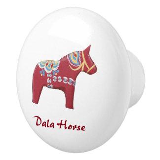 Dalaの馬の陶磁器のノブ セラミックノブ