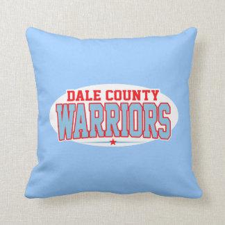 Dale郡の高等学校; 戦士 クッション
