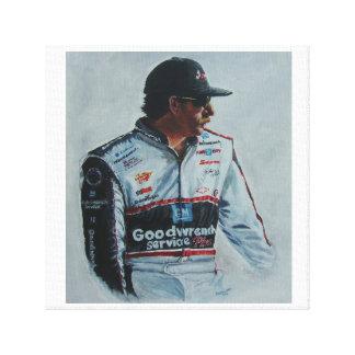 Dale EarnhardtのSrの絵画のプリント キャンバスプリント