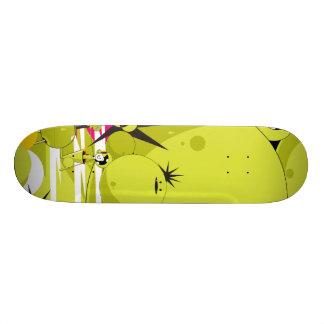 """Dalekの""""トリプティクのパート3"""" スケートボード"""