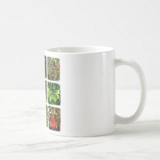 Daliの植物 コーヒーマグカップ
