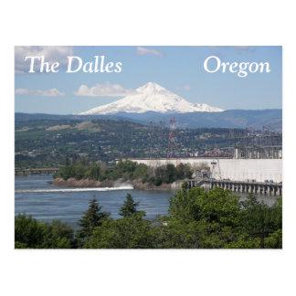 Dallesのオレゴン旅行写真 ポストカード