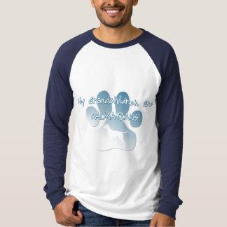 Dalmatian孫 Tシャツ