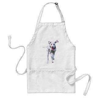 Dalmatian小犬のエプロン、ギフトのアイディア スタンダードエプロン