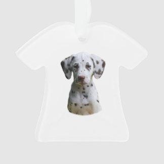 Dalmatian小犬の写真 オーナメント