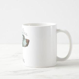 Dalmatian (レバー)お母さん2 コーヒーマグカップ