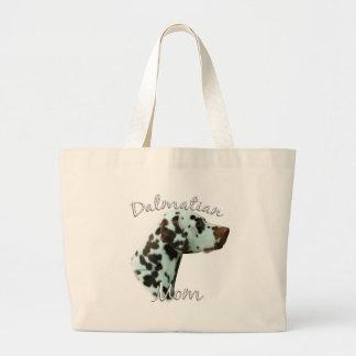 Dalmatian (レバー)お母さん2 ラージトートバッグ