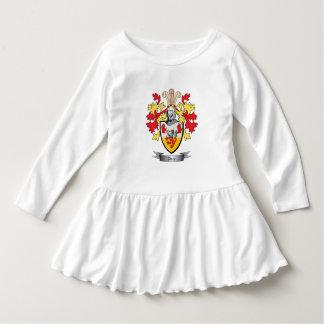 Dalyの紋章付き外衣 ドレス