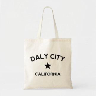 Daly Cityカリフォルニア トートバッグ